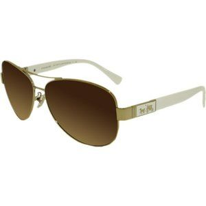 Coach Women's Gradient Christina Sunglasses HC7047